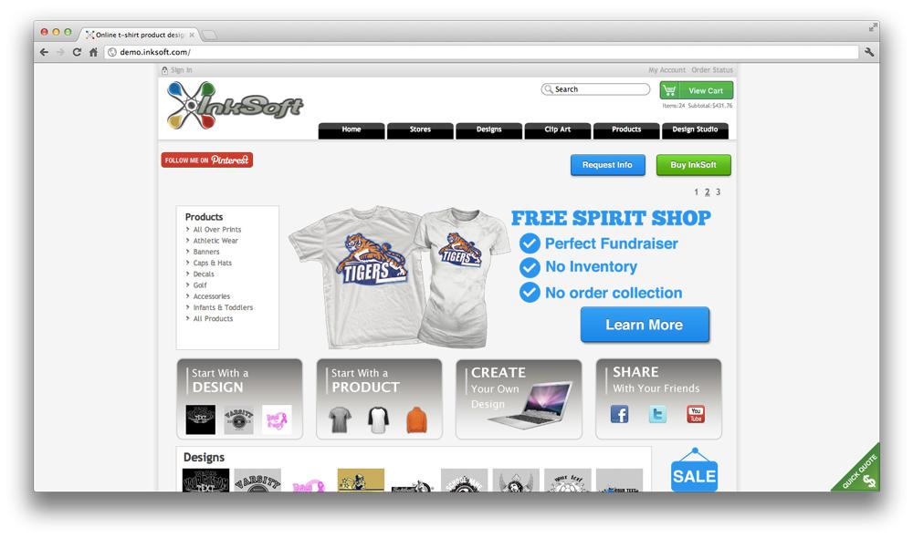 T Shirt Designer Software Online